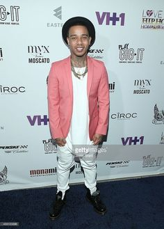 TV personality Yung Berg attends the Love & Hip Hop: Hollywood Premiere Event on September 9, 2014 in Hollywood, California.