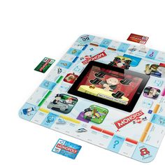 Monopoly Game board game for you iPad.  Holiday Gift Guide - Apple Store (U.S.)