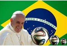 Oração...: Bom dia, papa Francisco!