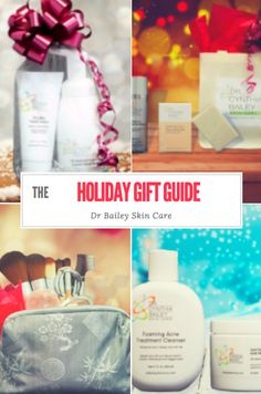 Give the gift of great skin this holiday season! This holiday gift guide from dermatologist Dr. Cynthia Bailey will have your friends and family glowing with appreciation (and radiant skin!)