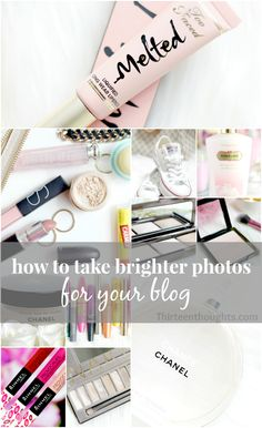 How to take bright photos. One of the most frequent questions I get about photography is how I get my pictures to look so bright, and so today I'll share