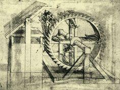 Leonardo Da Vinci's notebook: http://www.monalisaleonardodavinci.com/