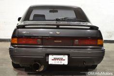 Factory 5 speed Nissan Cefiro. #montumotors