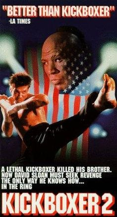 Kickboxer 2: The Road Back 1991