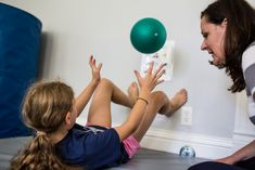 From Eyesight to Insight - Visual and Vestibular Assessment and Treatment - Vital Links Vestibular Activities, Occupational Therapy Activities, Pediatric Occupational Therapy, Pediatric Ot, Gross Motor Activities, Physical Activities, Learning Activities, Activities For Kids, Gross Motor Skills