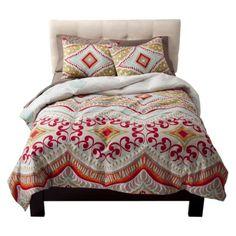 Boho Boutique Haute Hippie 3 Piece Comforter Set.