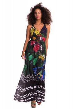 Desigual damen kleid vest_carlee