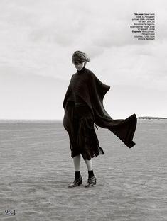 Аризона Мьюз в Elle UK (Интернет-журнал ETODAY)