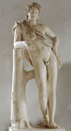Roman Statue of Dionysus - Second Century - Musei Capitolini