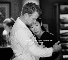 Who doesn't want to be in Owen Hunt's arms?