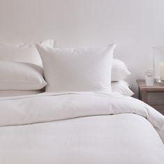 Benissimo White Waffle Duvet Cover Range by Citta Design | Citta Design