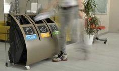 Designers Top Pick: Greenbin a stylish and modern recycling bin