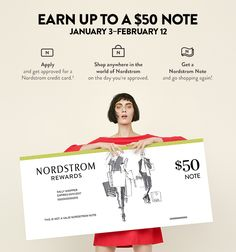 You saved to POV Fashion a la Nordstrom Green Hills Earn up to a $50 Nordstrom Note January 3–February 12, 2017   POV Fashion a la #Nordstrom #GreenHills #TN #Fashion #MichelleSchwantes
