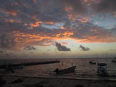 early morning sunrise beaches Puerto Morelos Puerto Morelos, Morning Sunrise, Riviera Maya, Tulum, Early Morning, Sunsets, Beaches, Natural Beauty, Mexico