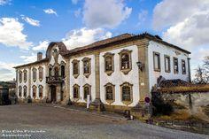 Casa Grade ou Casa de Nossa Senhora da Conceição, Cedovim,, Vila Nova de Foz Côa