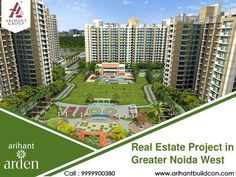Arihant Group provides Real Estate Project in Greater Noida West with all amenities which are required for a secure life such as- fire fighting equipment is installed on every floor. Along with this, there is also a 3 tier security associated with the intercom facility. 100% power backup for lifts and also for the common services.  Get More Detail Visit Website: http://www.arihantbuildcon.com