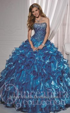 Tiffany 26745 Dress - NewYorkDress.com