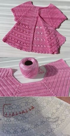 Diy Crafts - Crochet Scrunchies - Beautiful Design of Gujrati Stitch / Sindhi Work / Kutch Work crochetscrunchies Crochet Scrunchies - Beautiful Desi Crochet Baby Dress Pattern, Crochet Yoke, Baby Dress Patterns, Crochet Baby Clothes, Crochet Girls, Hand Crochet, Crochet Patterns, Diy Crafts Knitting, Diy Crafts Crochet