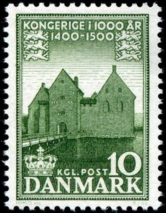 "Denmark 10ö ""Kingdom of Denmark 1000 years"""
