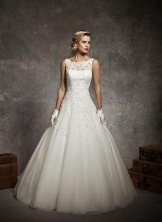 Justin Alexander 8630 - Ellie's Bridal Boutique (Alexandria, VA)