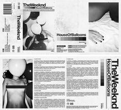 #theweeknd #houseofballoons