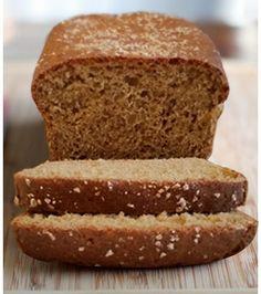 Whole Wheat Einkorn Loaf www.whEatBetter.com/shop/