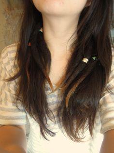 partial dreads