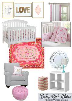 Oh Baby: Boy & Girl Nursery Designs