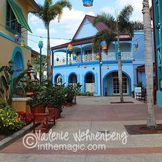 Disney World's Caribbean Beach Resort