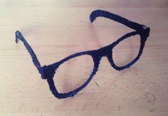 #3Doodler#glasses#black#plastic <3 :3