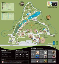 Omaha Henry Doorly Zoo - Maps - Maplets