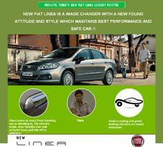 thiru's New Fiat Linea Luxury Poster