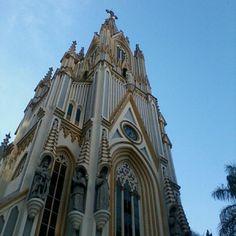 Igreja Nossa Senhora de Lourdes, Belo Horizonte - Brasil