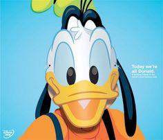 Read more: https://www.luerzersarchive.com/en/magazine/print-detail/walt-disney-productions-burbank-33992.html Walt Disney Productions, Burbank (Claim: Today we're all Donald. A birthday tribute to the world's most famous duck.) Tags: Giovanni+DraftFCB, Sao Paulo,Alessandro Bernardo,Walt Disney Productions, Burbank,David Romanetto,Silvio Medeiros,Thiago Carvalho