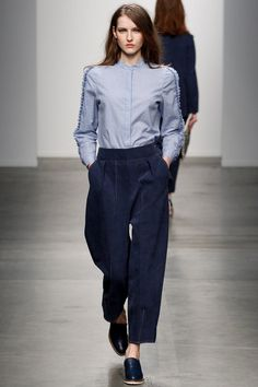look 3 - Karen Walker | Fall 2014 Ready-to-Wear Collection | Style.com