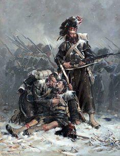 """Camaradas"". Artista Robert Gibb. http://www.elgrancapitan.org/foro/viewtopic.php?f=21&t=11680&p=927777#p927670"