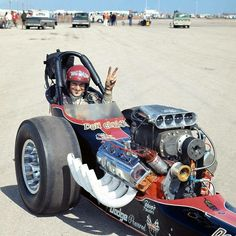 'Big Daddy' Don Garlits