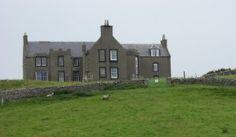 Lunna House,Near Vidlin Shetland , Scotland