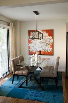Robbie & Julie's DINING ROOM REVEAL | Buying & Selling
