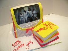 Mindless Behavior Backpack Cake!!!