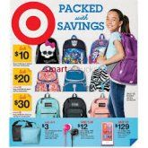 Save Big With Back To School Sales(8/16-8/23): Target, Macy's & More