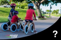Which Balance Bike is Best for my Child? #whizzkidstoys