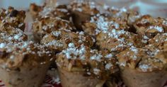 Cuisine-à-Vous: Havermout-muffins met appel en kaneel