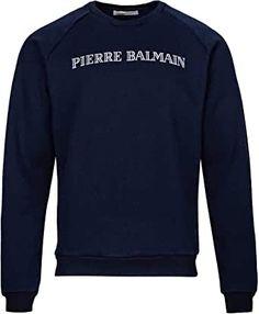 Pierre Balmain Paris Herren Pullover Sweatshirt Logo Sweat-Shirt Men: Amazon.de: Bekleidung Balmain Paris, Pierre Balmain, Hoodie Sweatshirts, Hoodies, 1920s Dress, Flapper Dresses, Shirt Men, Sweat Shirt, Evening Dresses