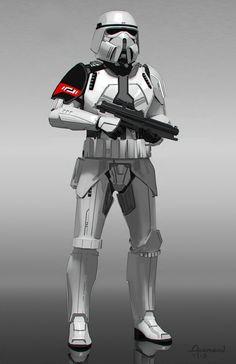 Rocketumblr | Star Wars: The Force Awakens Concept Art