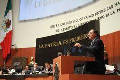 Convoca senador de Oaxaca a Jornada Nacional contra MEGAGASOLINAZO.