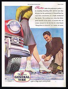 Image is loading 1946-Ice-Skates-Melbourne-Brindle-Art-General-Car-