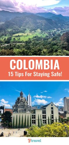 Planning to visit Colombia? Check out these Colombia travel tips about how to stay safe in Colombia, and group travel vs. solo trip to Colombia. | South America | Colombia vacation | travel tips | solo travel. #Colombia #SouthAmerica #Traveltips #travel #solotravel #vacation #ColombiaTravel