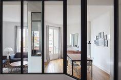 Miroir et Transparence #verriere #miroir