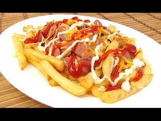 Salchipapas | Cocina